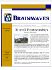 Download the latest issue of Brainwaves newsletter